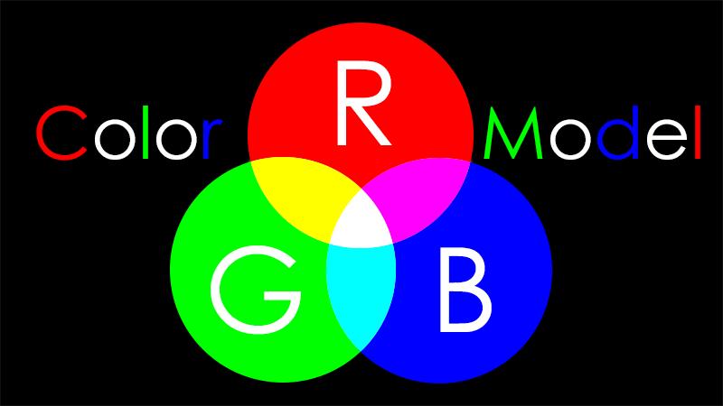 RGBカラーモデルとは
